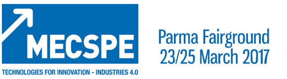 MECSPE 2017 – Parma – Italy